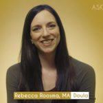 Rebecca Roosma, Doula