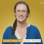 Sarah Culver, Student Midwife