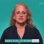 Amelia Avila, Doula