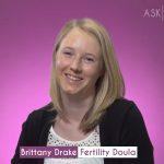 Brittany Drake, Fertility Doula