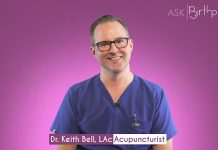 Dr Keith Bell-Acupuncturist-Fertility-Specialist - Lifestyle choices