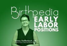 Early Labor Positions with Midwife Tammy