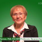 Dr. Judith Mercer